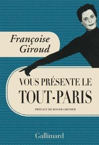 Françoise Giroud vous prése...