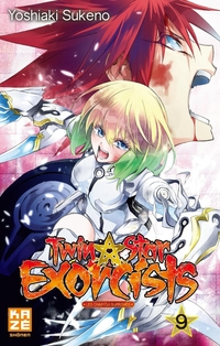 Twin Star Exorcists - Tome ...