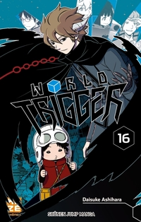 World Trigger - Tome 16 - W...
