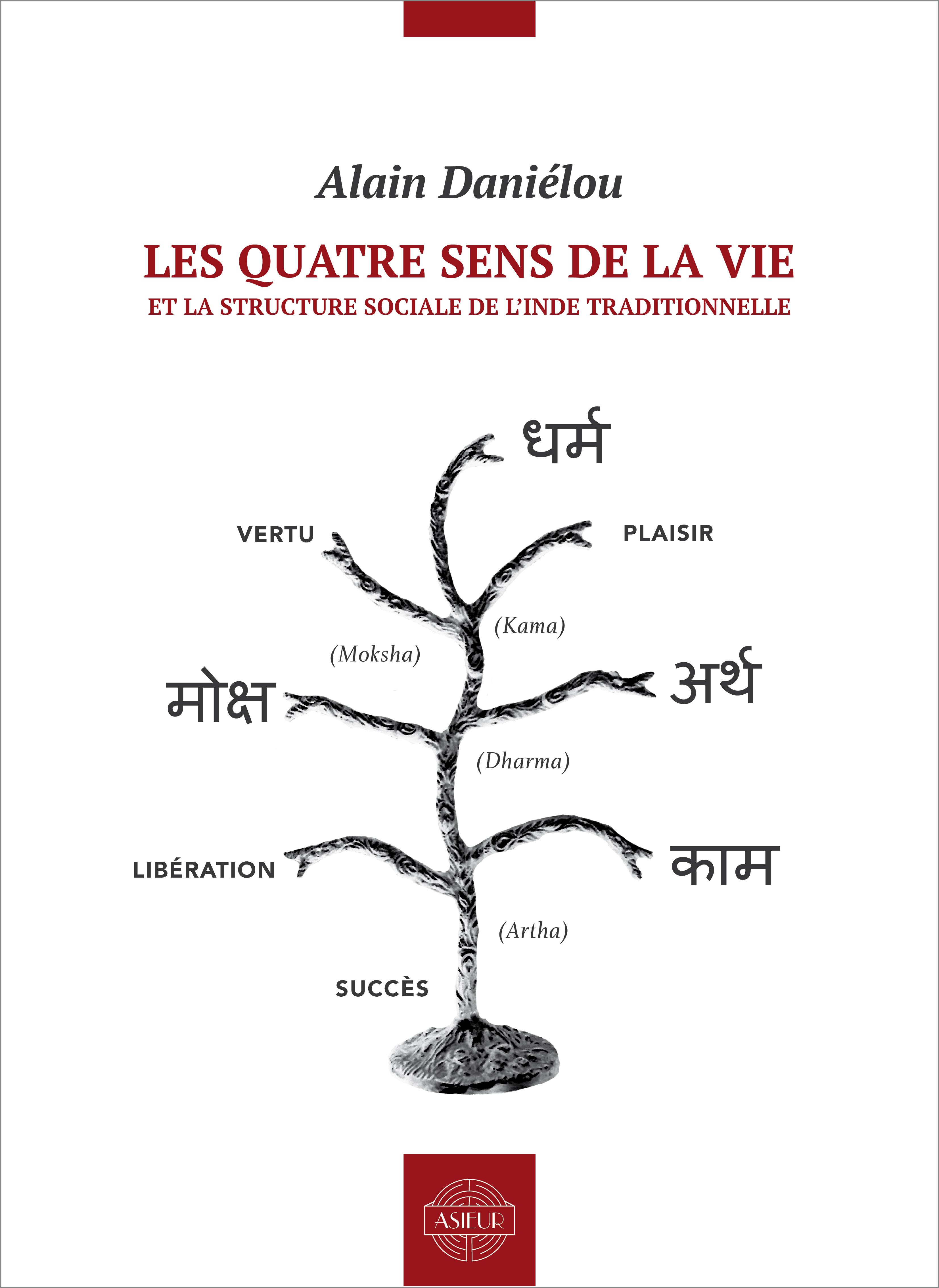 Les quatre sens de la vie et la structure sociale de l'Inde traditionnelle
