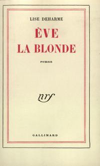 Čve la blonde