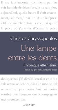 Une lampe entre les dents | Chryssopoulos, Christos