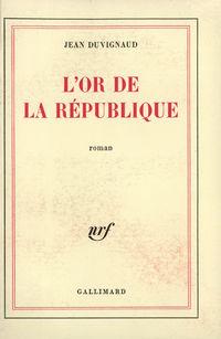 L'Or de la République