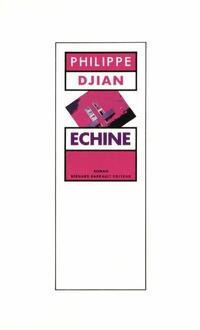Échine | Djian, Philippe