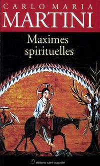 Maximes spirituelles