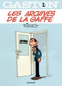 Gaston - tome 01 - Les archives de La Gaffe |