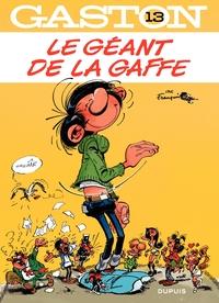 Gaston - Tome 13 - Le géant...