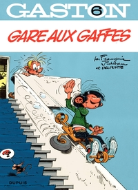 Gaston - tome 06 - Gare aux gaffes