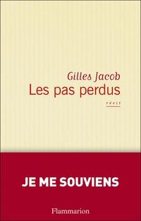 Les pas perdus | Jacob, Gilles