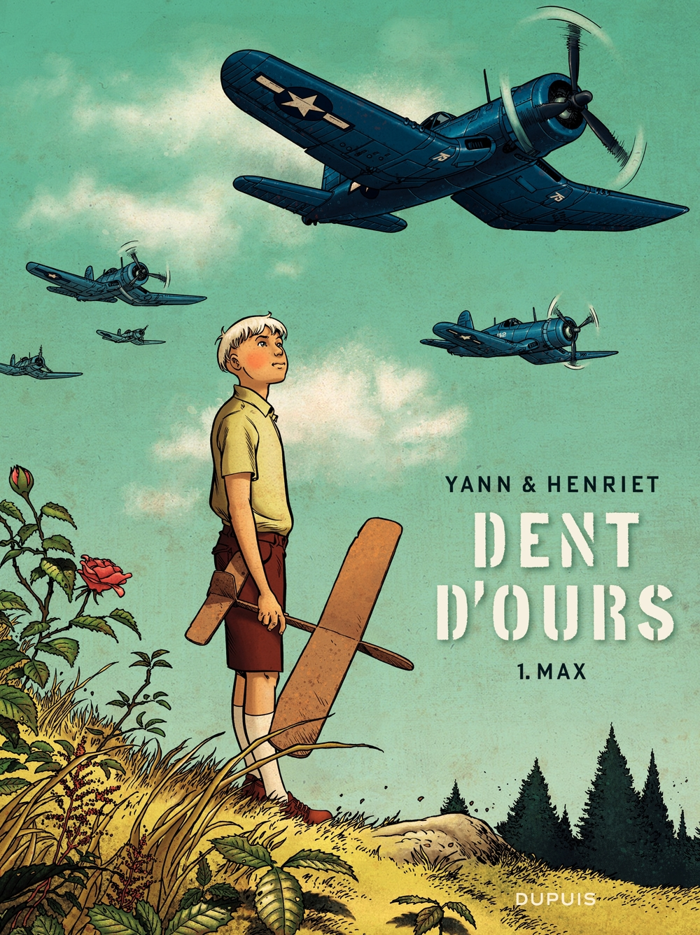 Dent d'ours - tome 1 - Max |