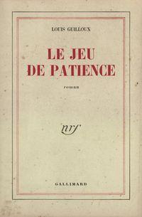 Le Jeu de patience
