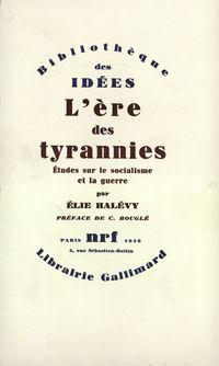 L'Čre des tyrannies