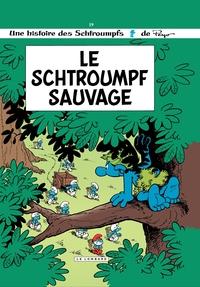 Les Schtroumpfs Lombard - Tome 19 - Schtroumpf sauvage (Le)