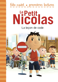 Le Petit Nicolas (Tome 8) - La leçon de code