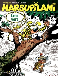 Marsupilami - Tome 23 - Cro...