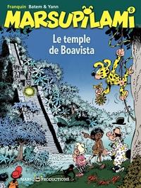 Marsupilami – tome 8 - Le temple de Boavista | Batem,