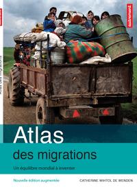 Image de couverture (Atlas des migrations : Un équilibre mondial à inventer)