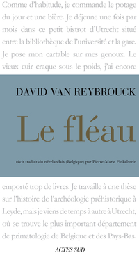 Le Fléau | Van Reybrouck, David