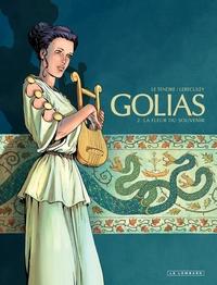 Golias - tome 2 - La fleur du souvenir | Lereculey, Jérôme
