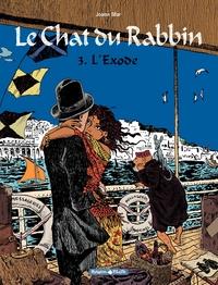 Le Chat du Rabbin – tome 3 – L'Exode