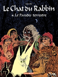 Le Chat du Rabbin – tome 4 – Le Paradis Terrestre
