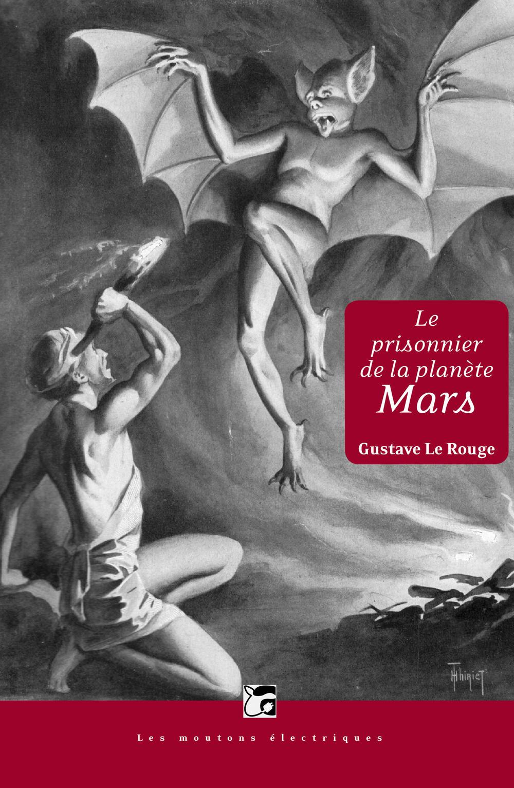 Le Prisonnier de la planète Mars