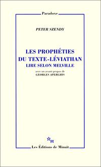 Les Prophéties du texte-Lév...