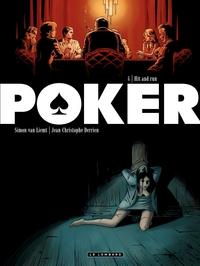 Poker - tome 4 - Hit and run | Van Liemt, Simon