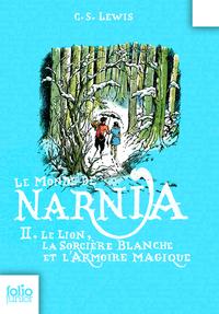 Le Monde de Narnia (Tome 2) - Le lion, la sorcière blanche et l'armoire magique | Lewis, Clive Staples