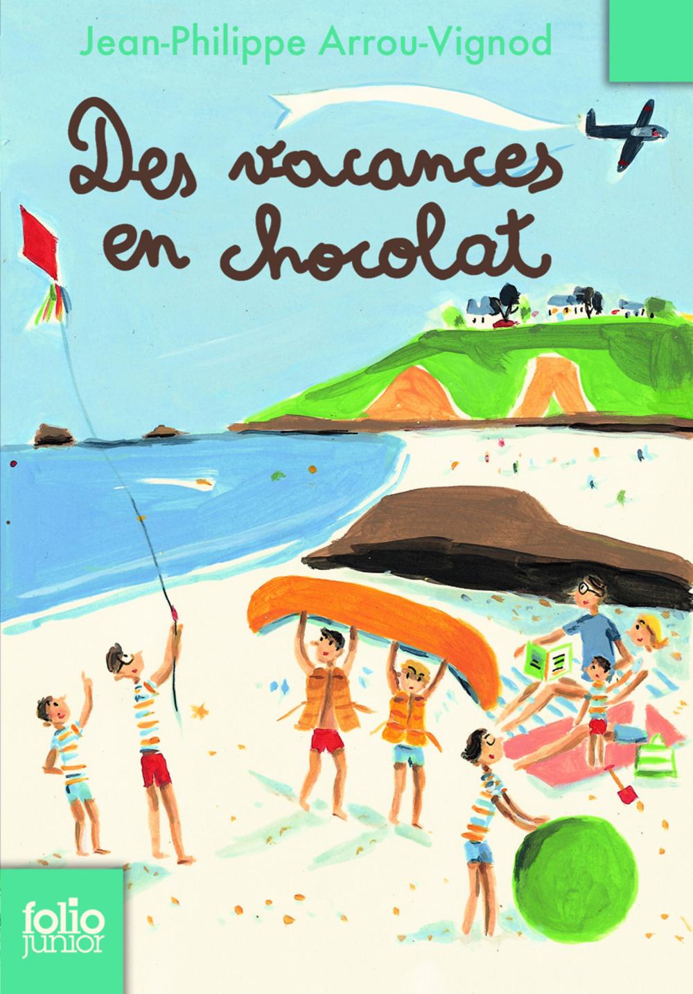 Histoires des Jean-Quelque-Chose (Tome 3) - Des vacances en chocolat   Corbasson, Dominique