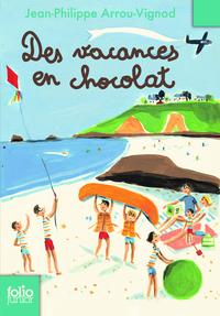 Histoires des Jean-Quelque-Chose (Tome 3) - Des vacances en chocolat