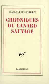 Chroniques du canard sauvage