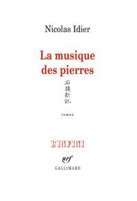 La musique des pierres | Idier, Nicolas
