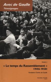 Avec de Gaulle, tome 2