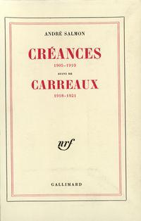 Créances (1905-1910) / Carr...