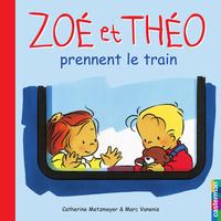 Zoé et Théo prennent le tra...