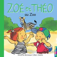 Zoé et Théo au zoo (T9)