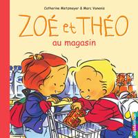 Zoé et Théo au magasin (T16)