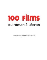 100 films du roman à l'écran
