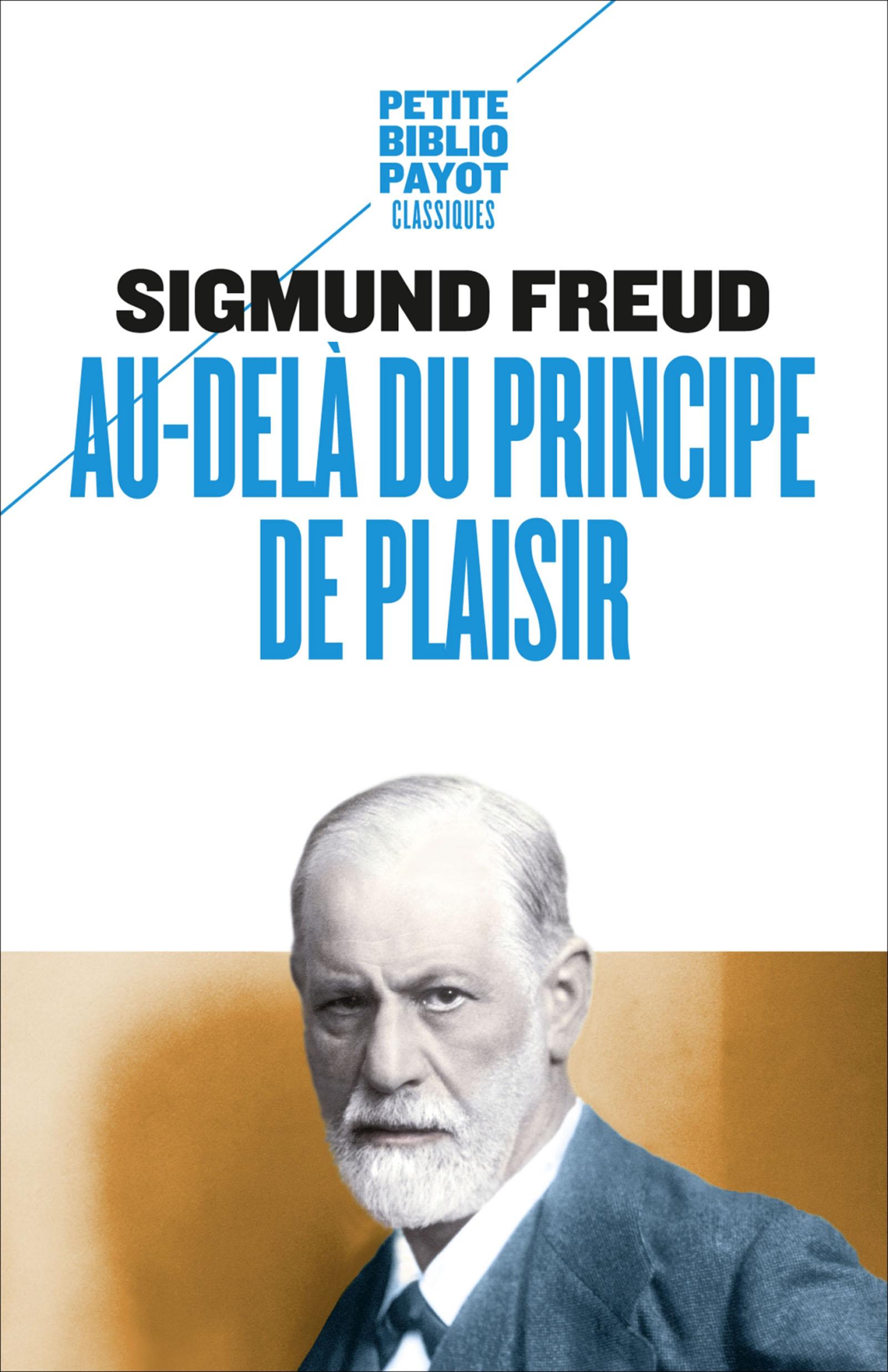 AU-DELA DU PRINCIPE DE PLAISIR PBP 761