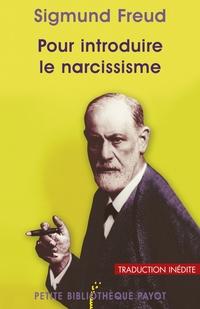 Pour introduire le narcissisme