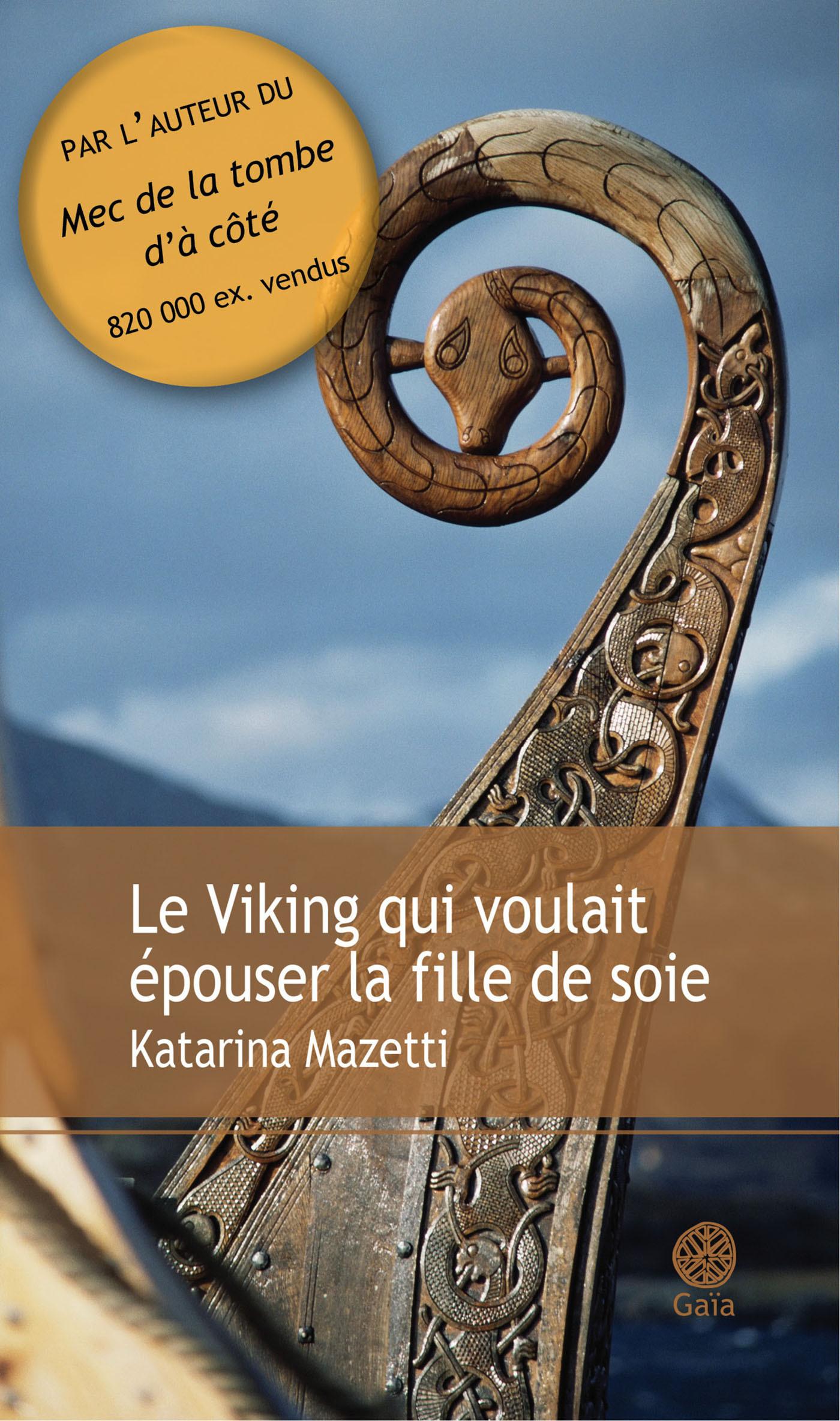 LE VIKING QUI VOULAIT EPOUSER LA FILLE DE SOIE - EXTRAIT