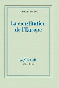 La constitution de l'Europe