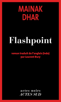 Flashpoint | Dhar, Mainak