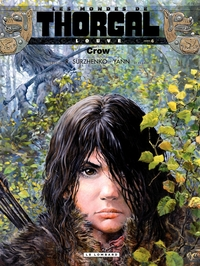 Louve  - tome 4 - Crow