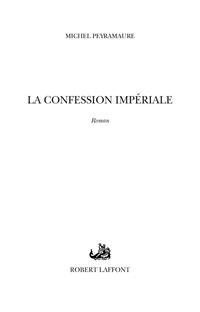 Charlemagne | PEYRAMAURE, Michel