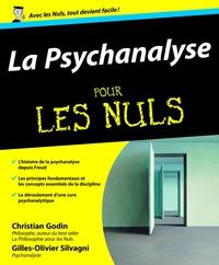 La Psychanalyse Pour les Nuls | SILVAGNI, Gilles-Olivier