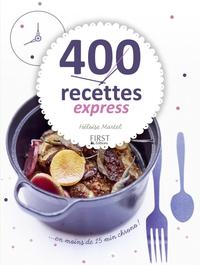 400 recettes express en moins de 10 min chrono