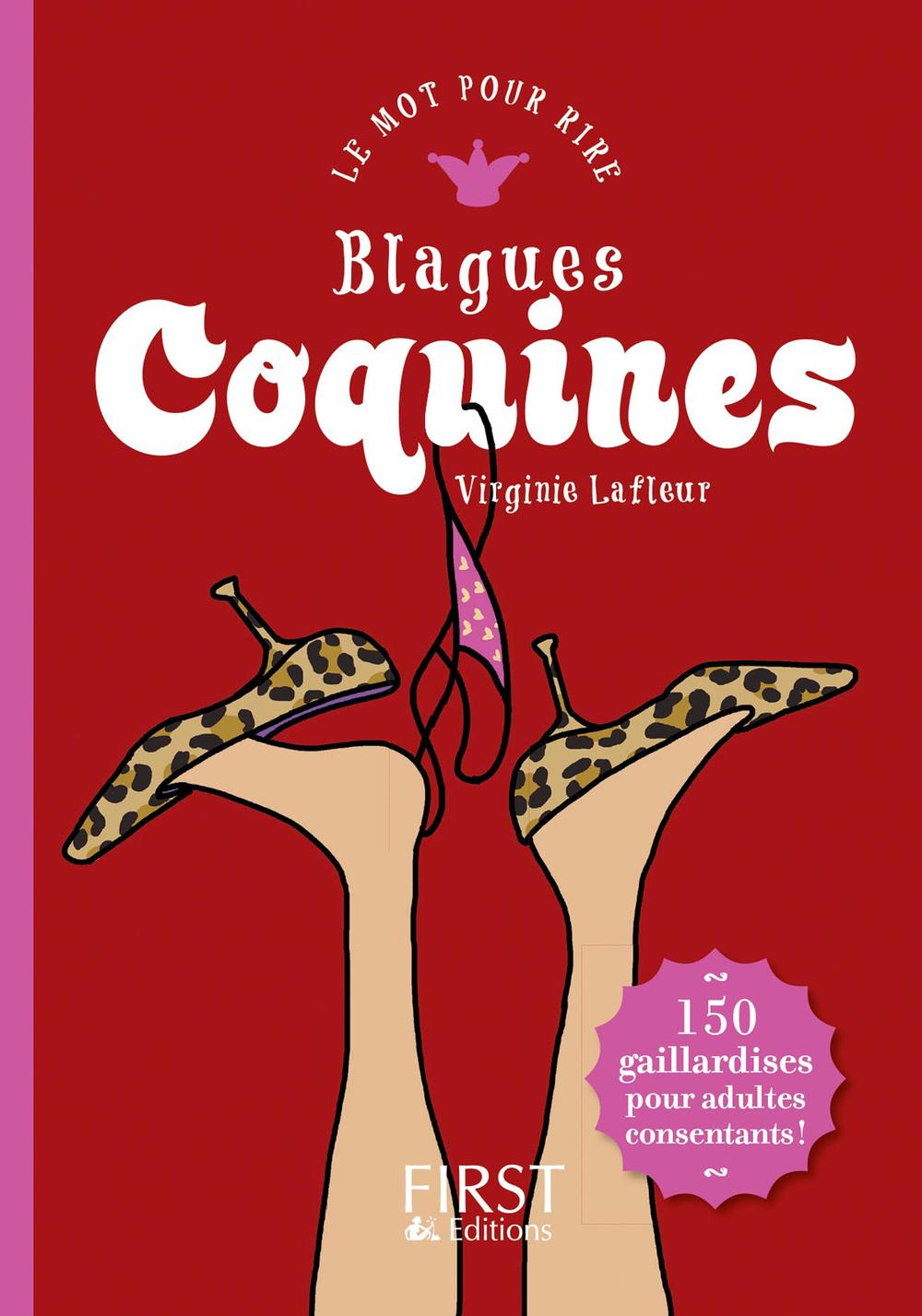 Blagues coquines | LAFLEUR, Virginie