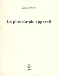 Le plus simple appareil